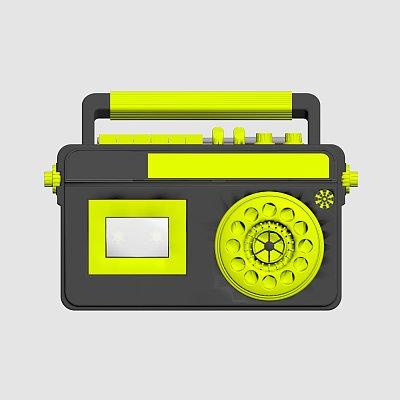 磁带播放器