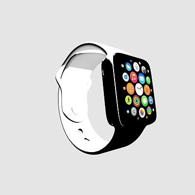 苹果手表 apple watch
