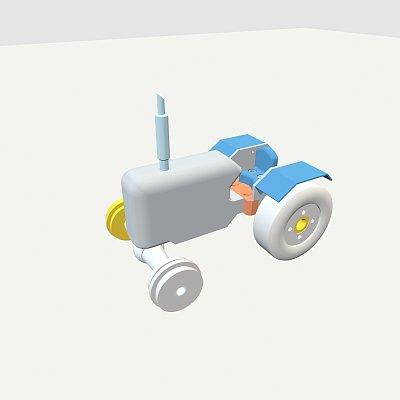 简单拖拉机