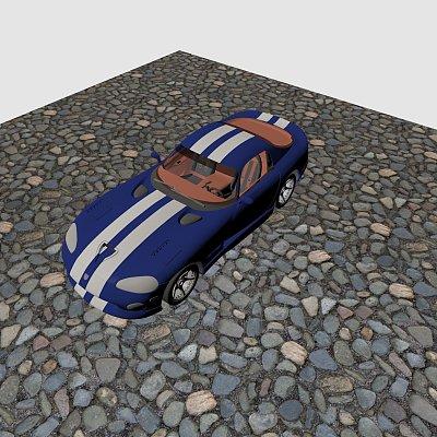 跑车GTS