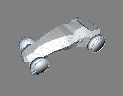 车【低模】