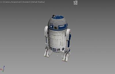 星战机器人r2d2