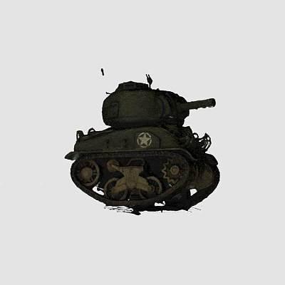 坦克 chibitank