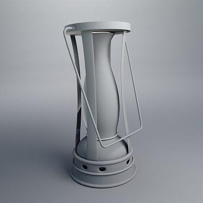 古董手提灯