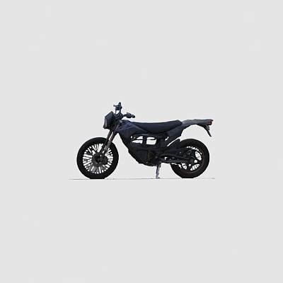 2013 Zero XU Motorcycle with FX Bodywork
