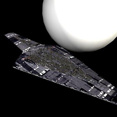 宇宙飞船 星际战舰