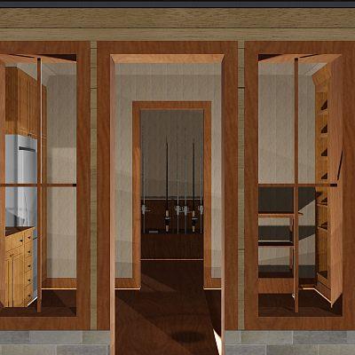 小木屋 小房子