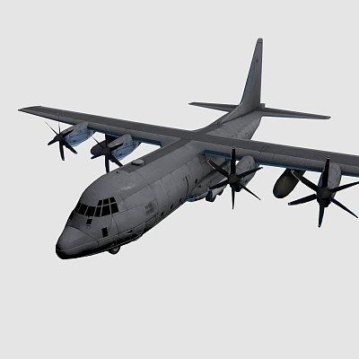 飞机 us-c-130
