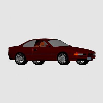 宝马BMW850