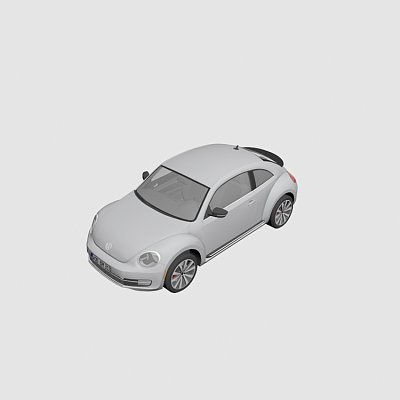 甲壳虫 Volkswagen_Beetle_Turbo_A5_2012