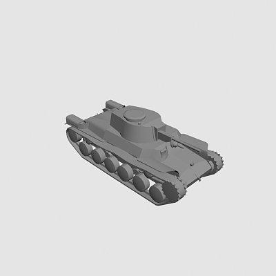 Japanese-Tank