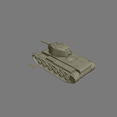 Tank-KV-1
