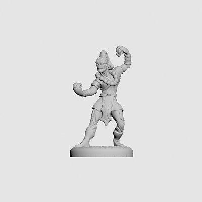 Warforged-Monk