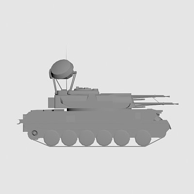 ZSU-23 Shilka