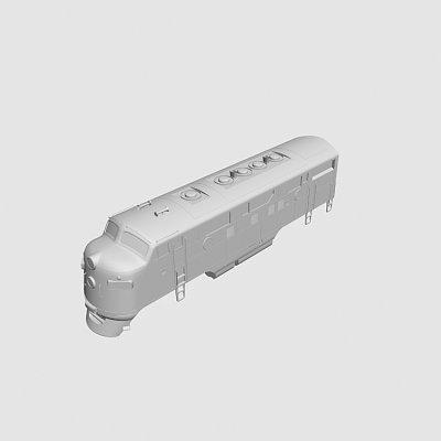 F7 A Drgw Train