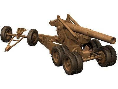 203HW火炮