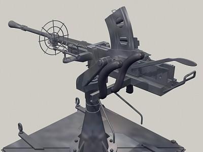 25AAJ机枪
