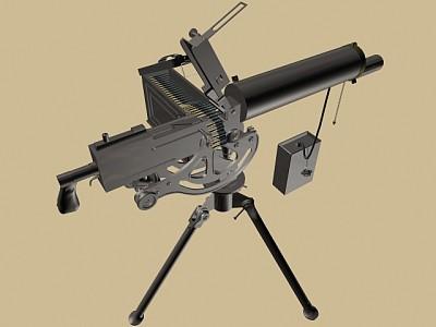 CAL机枪