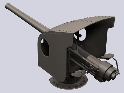 4INGB机枪