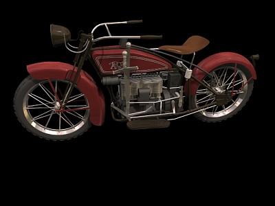ACE摩托车