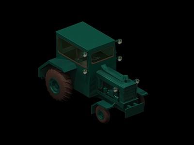 AIRSG1拖拉机
