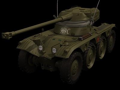 AMX13坦克