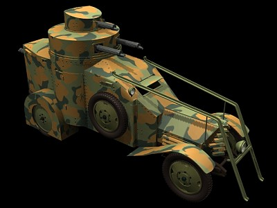 ANSA_IZ武装车