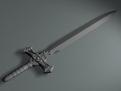 又一把做工精良的宝剑