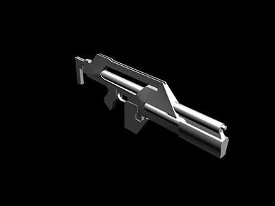 mar_rifle自动步枪
