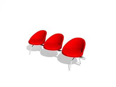 公共坐椅055