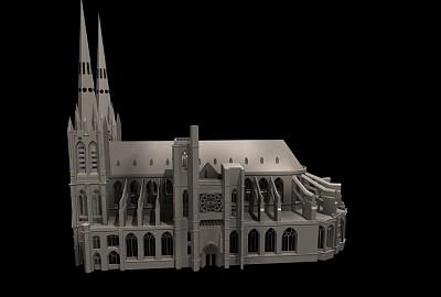 Clermont教堂