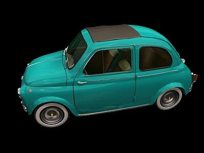 FIAT5轿车