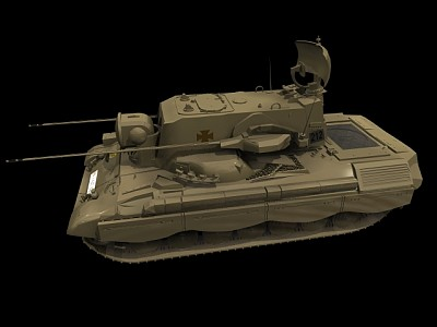 FLACKP坦克