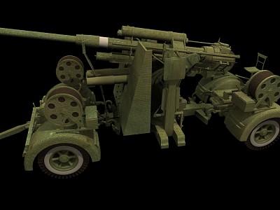 FLAK88火炮