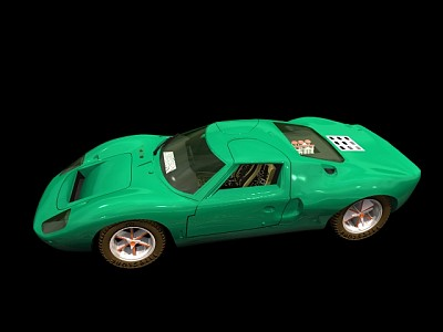 FORDGT40福特GT40