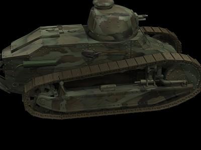 FT17-BER坦克