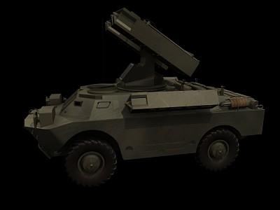 GASKIN装甲车