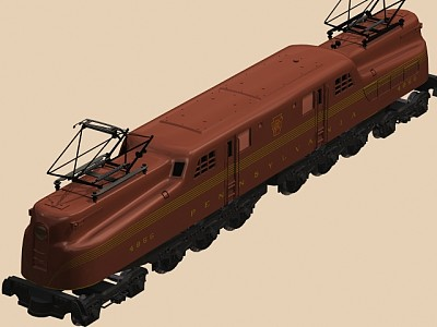 GG1电车