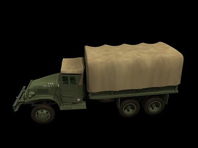 GMC军用卡车