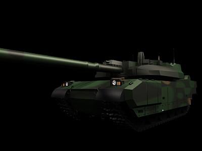 LECLERC坦克