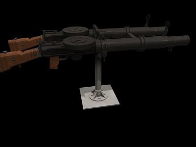 LEWIS枪