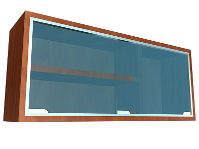 玻璃吊柜1